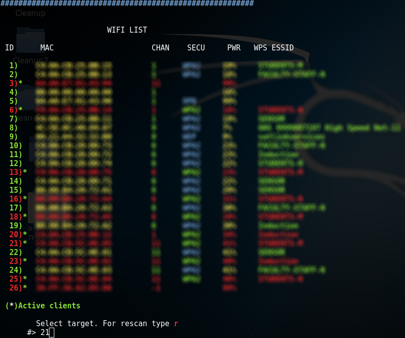Hacking WPA/WPA2 without dictionary/bruteforce : Fluxion