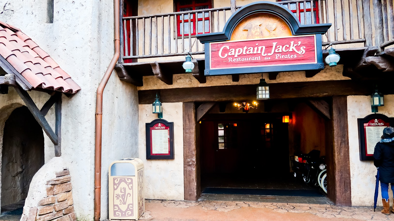 captain jacks disneyland paris, where to eat as a vegetarian disneyland paris, vegetarian in disneyland paris,