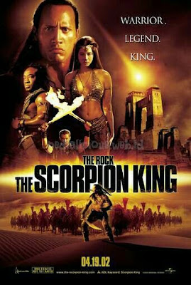 Sinopsis film The Scorpion King (2002)