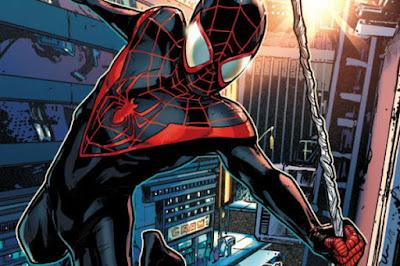 Homem-Aranha Ultimate Miles Morales