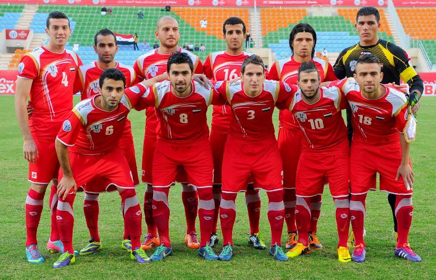 موعد مباراة سوريا واوزباكستان الخميس المقبل من تصفيات كأس العالم 2018 بالقارة الآسيوية