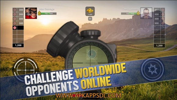 Free Download Range Master Sniper Academy Mod Apk v1.0.2 Android Full Latest Version 2017