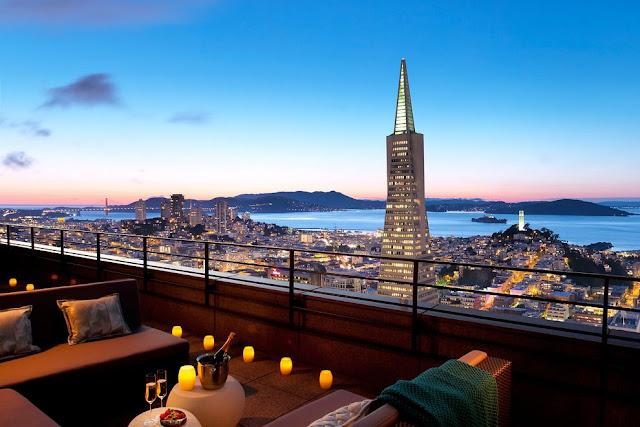 Melhores regiões para se hospedar em San Francisco