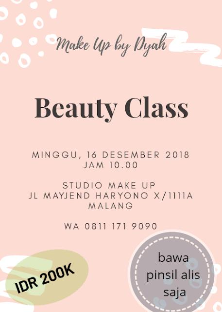 mini beauty class malang