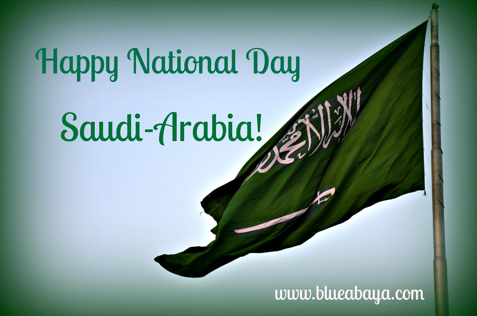 Happy Saudi day