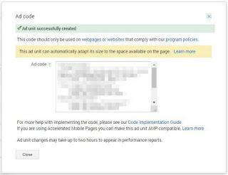 Cara Memasang Iklan Google AdSense Auto Ads [Terbaru]