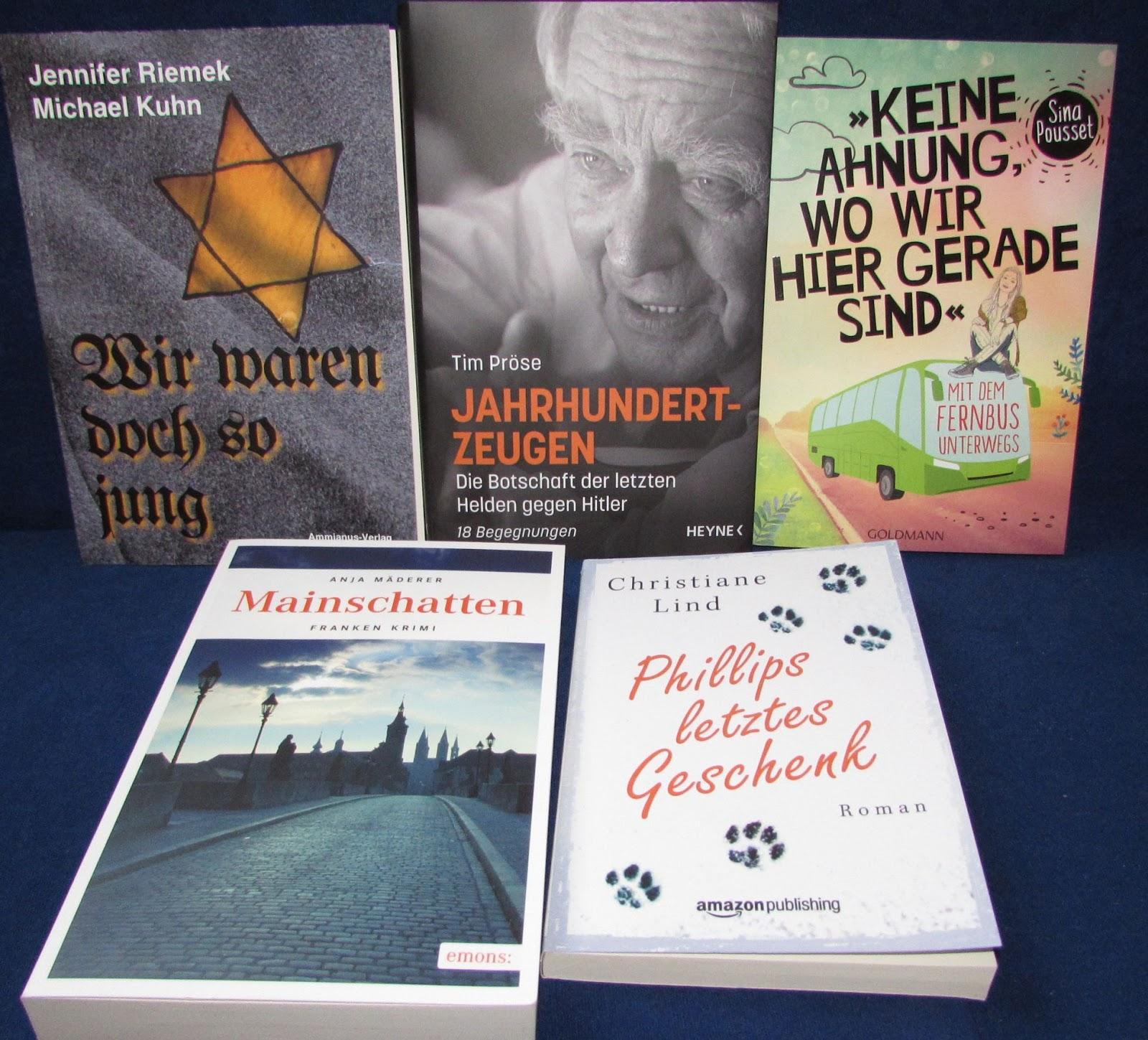 Schatz, ich will ein Buch von dir!: Dezember 2016