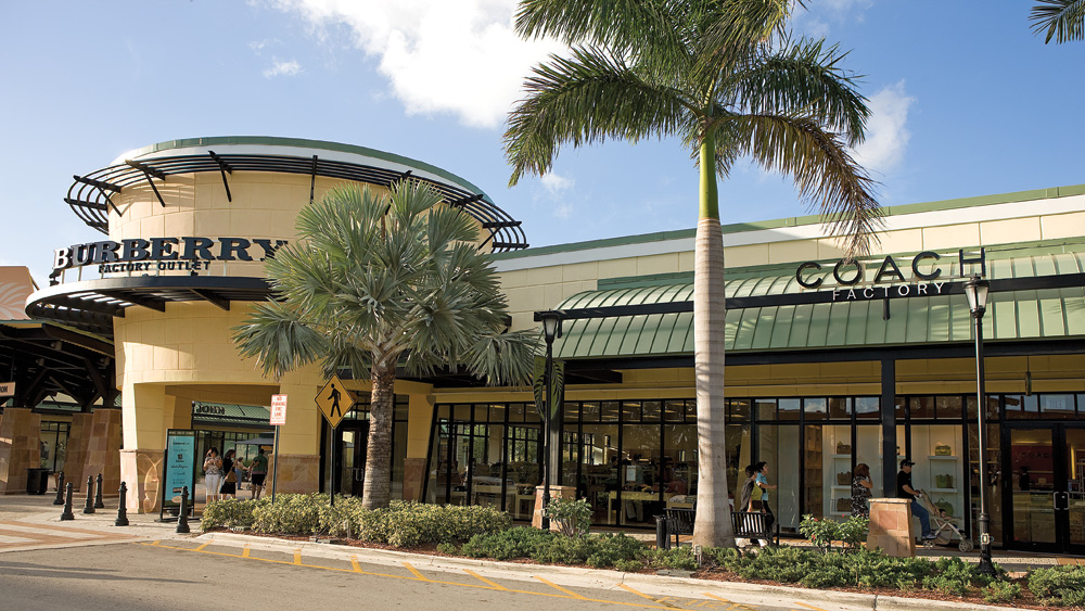 Shop 'Til You Drop at the Sawgrass Mills Outlet Mall