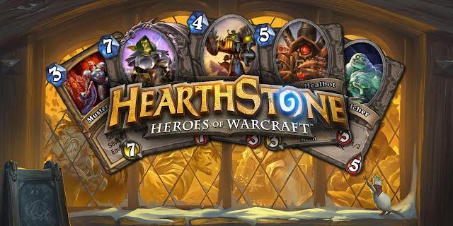تحميل لعبة حرب الورق HEARTHSTONE للكمبيوتر والاندرويد برابط مباشر apk مجانا