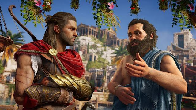 يوبيسوفت تؤكد أن لعبة Assassin's Creed Odyssey ستكون الأروع في تاريخ السلسلة و تكشف مميزات نسخة جهاز PS4 Pro