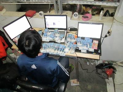 cara menghasilkan uang dari blogger