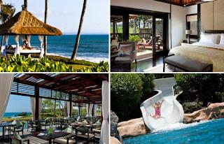 Memanjakan Diri di Pantai dan Hotel Jimbaran Bali