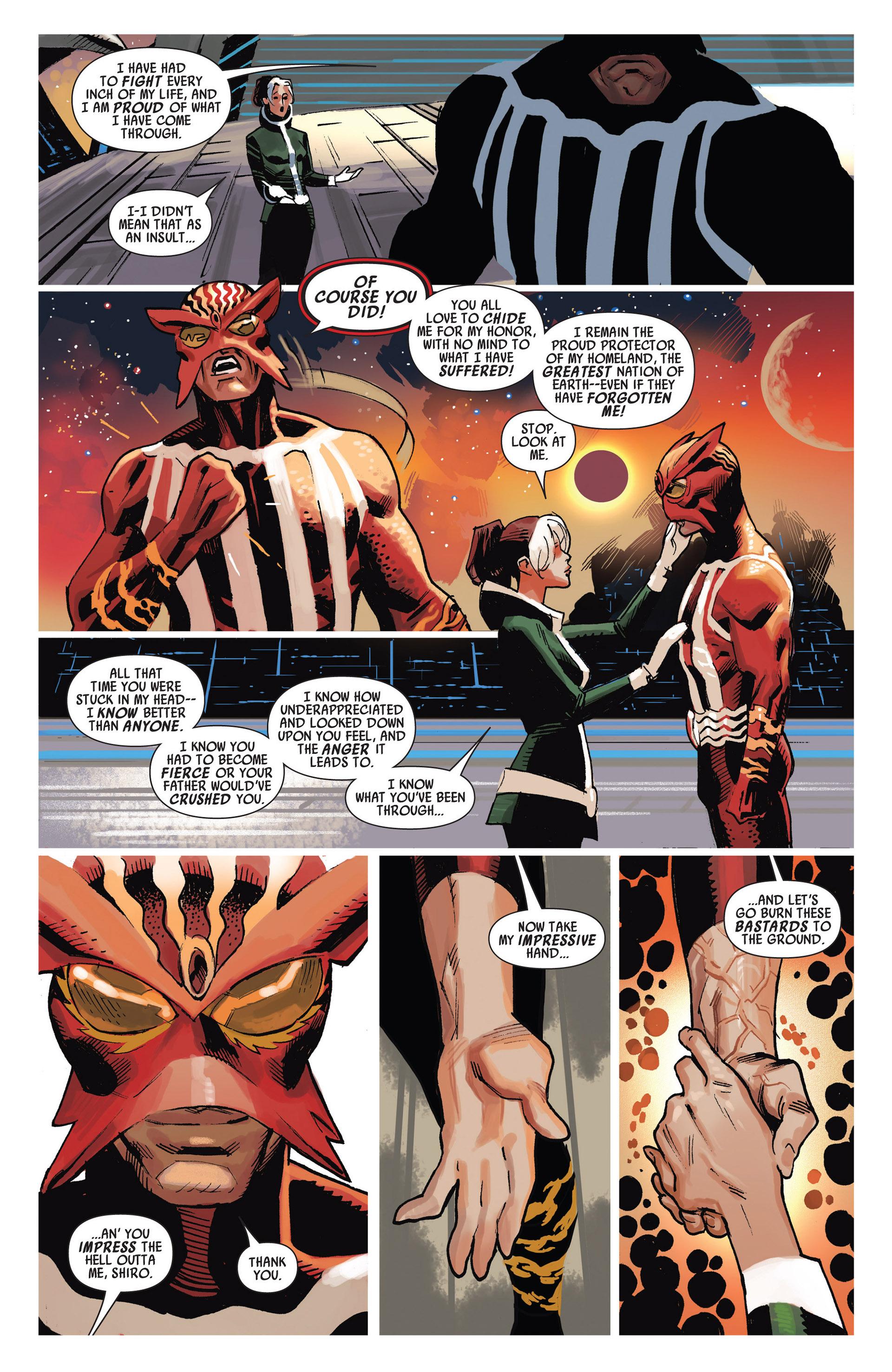 Read online Uncanny Avengers (2012) comic -  Issue #11 - 11