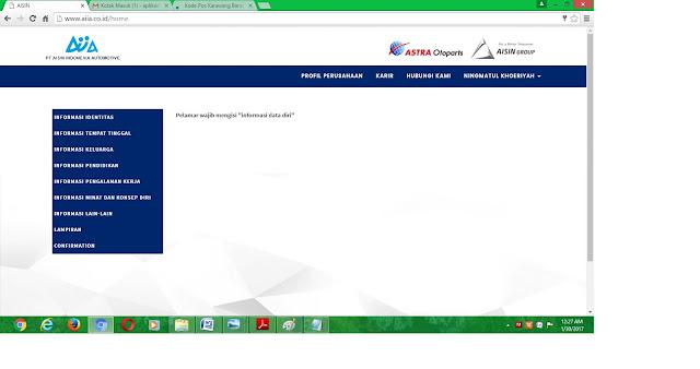 PT. Aisin Indonesia Automotive