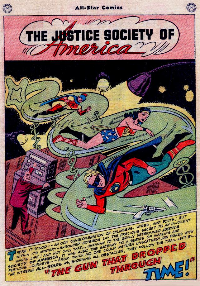 Read online All-Star Comics comic -  Issue #53 - 3