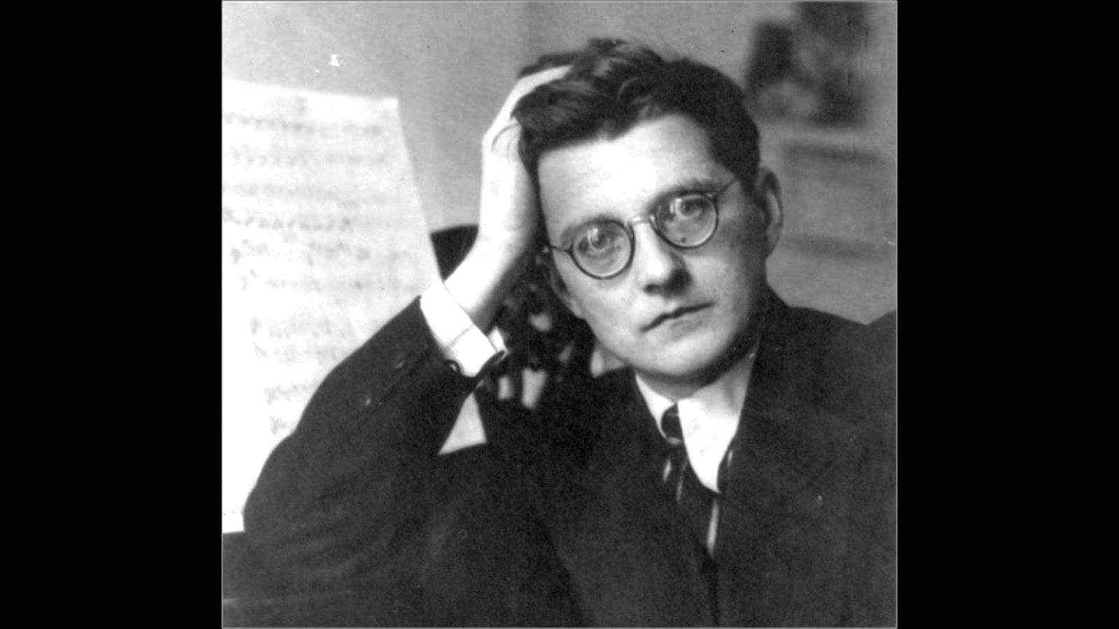 dimitri shostakovich essay Our new desktop experience was built to be your music destination listen to official albums & more.
