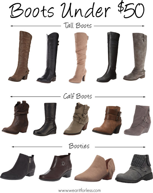 Fergalicious | Fergalicious | Jessica Simpson | Nine West | Madden Girl Rocket Dog | Keen | Rocket Dog | Blowfish | Blowfish Carlos by Carlos Santana | Clarks | Report | Rocket Dog, boots on sale for under $50