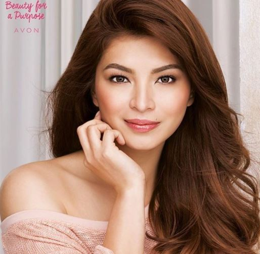 Marian Rivera And Angel Locsin Joined Forces At Avon's Nascon Event