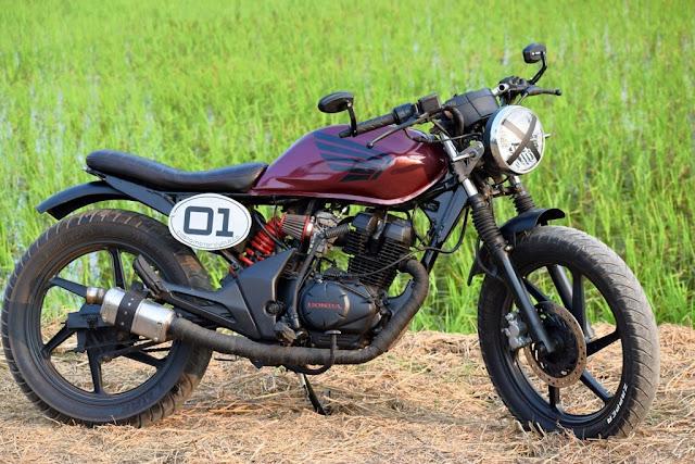 Costa Motorcycle co. Numero Uno