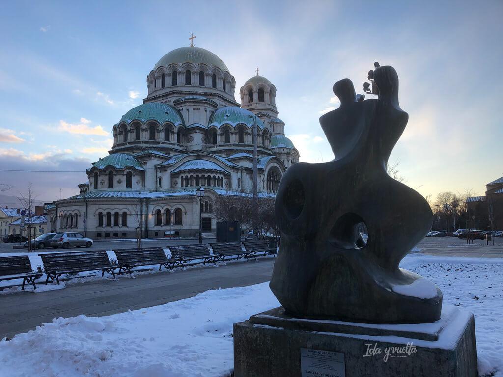 Catedral San Alejandro Nevsky