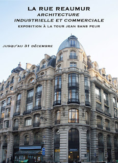 Rue Réaumur : architecture industrielle et commerciale à laTour Jean-Sans-Peur