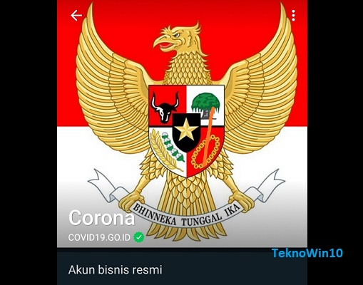 Cara Cek Status Terkini COVID-19 (Corona) Melalui Chat Bot Whatsapp (WA) Buatan Pemerintah