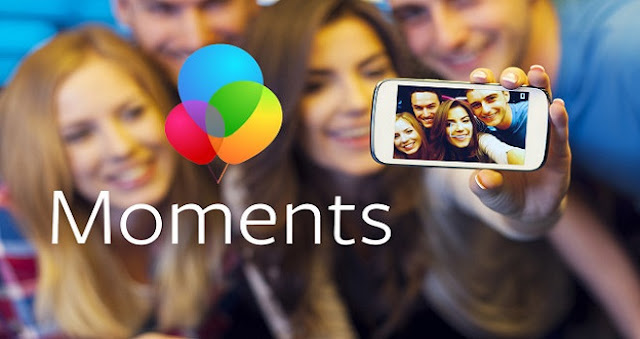 Facebook lançou Moments para facilitar o compartilhamento de fotos