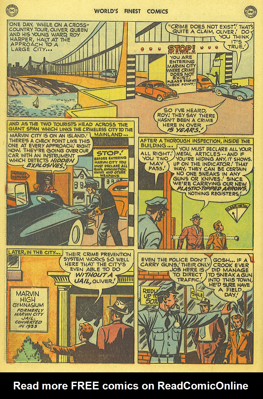 Read online World's Finest Comics comic -  Issue #49 - 19