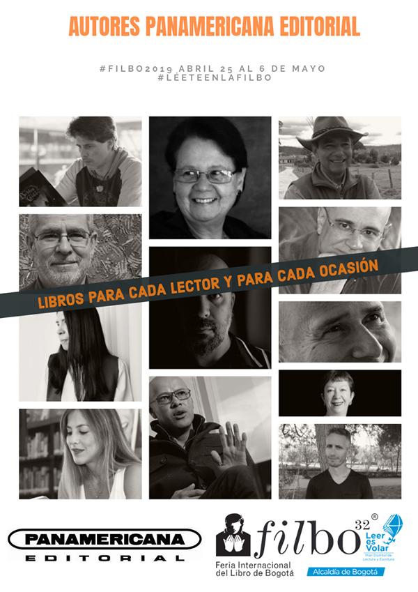 autores-Panamericana-Editorial-FILBo-2019-literatura-carreta-literaria-libros