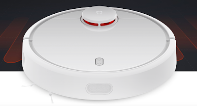 You don't need to clean your homes now, Xiaomi's new Mi Robot Vacuum would do it for you automatically