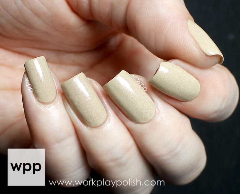 Vivid Lacquer Theoretically Nude
