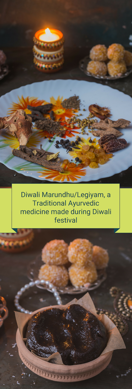 how to make deepavali legiyam