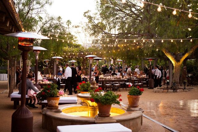 All Things Beautiful Santa Barbara Historical Museum Wedding
