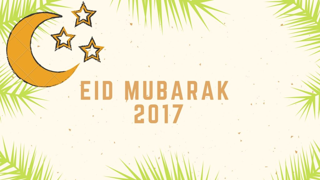 Eid Mubarak 2017 HD Image Free Download