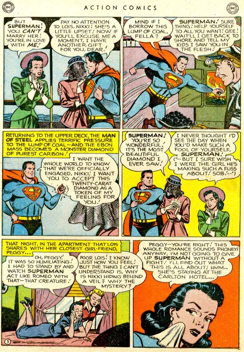 Action Comics (1938) 143 Page 5