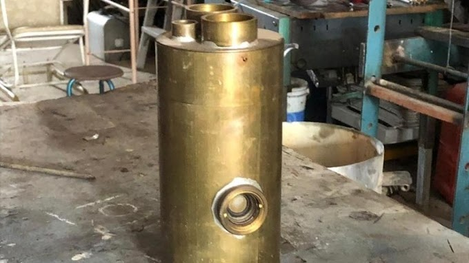 SUBSTÂNCIA RADIOATIVA: Capsula com césio-137 é achada em ferro velho, e AL evita acidente nuclear.