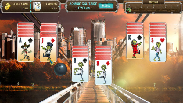 Zombie Solitaire Free Download