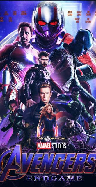 Los Vengadores 2019