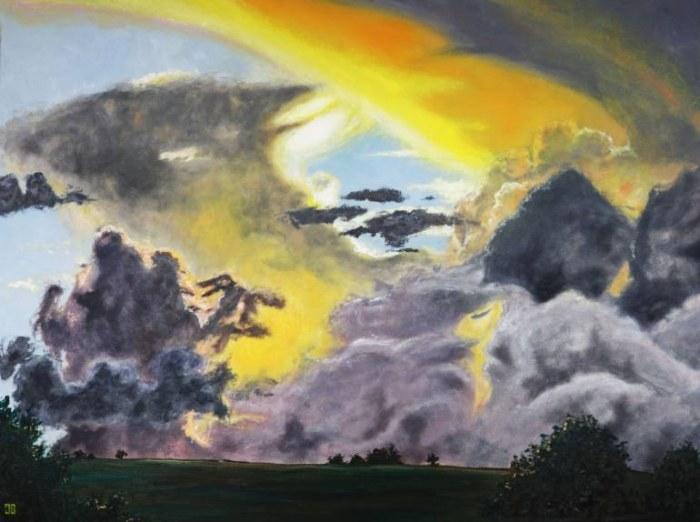 Американский художник. Jeffrey Dale Starr
