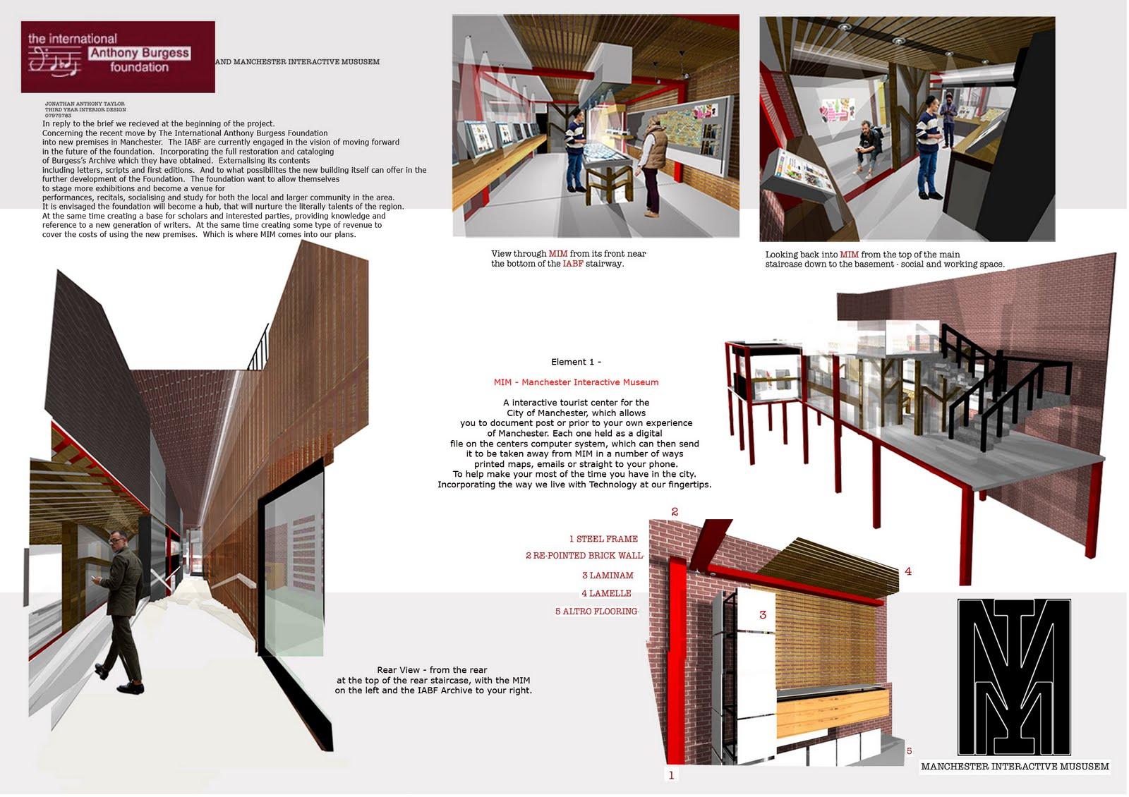 Interior Design Manchester Met