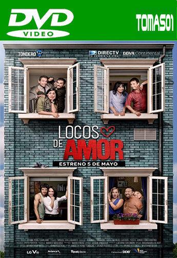 Locos de amor (2016) DVDRip