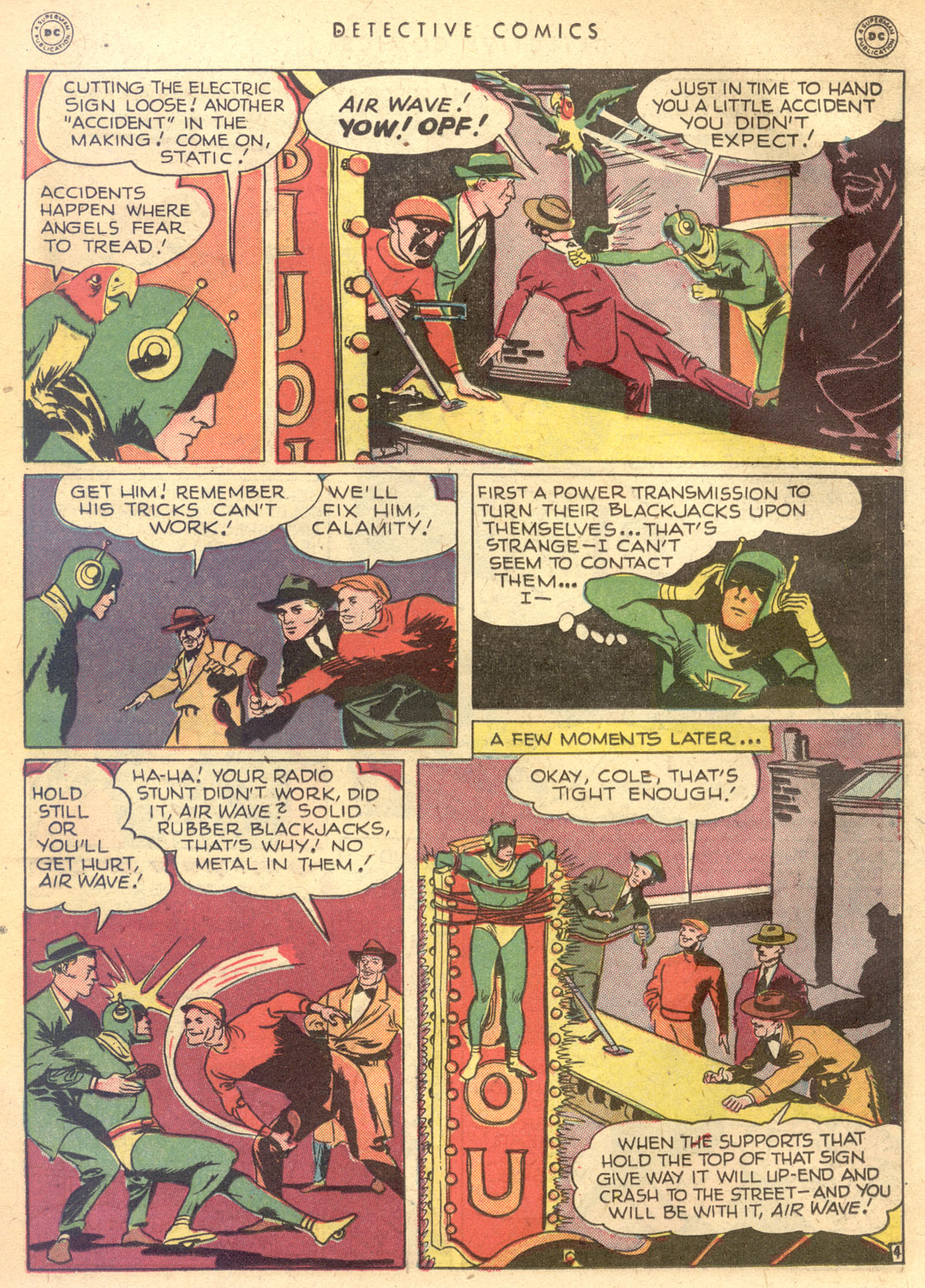 Read online Detective Comics (1937) comic -  Issue #134 - 27