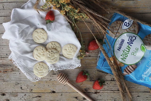 galletas de cereales - naturnes - nestlé