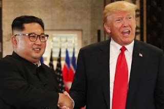 Trump And Kim To Meet In Vietnam On February 27