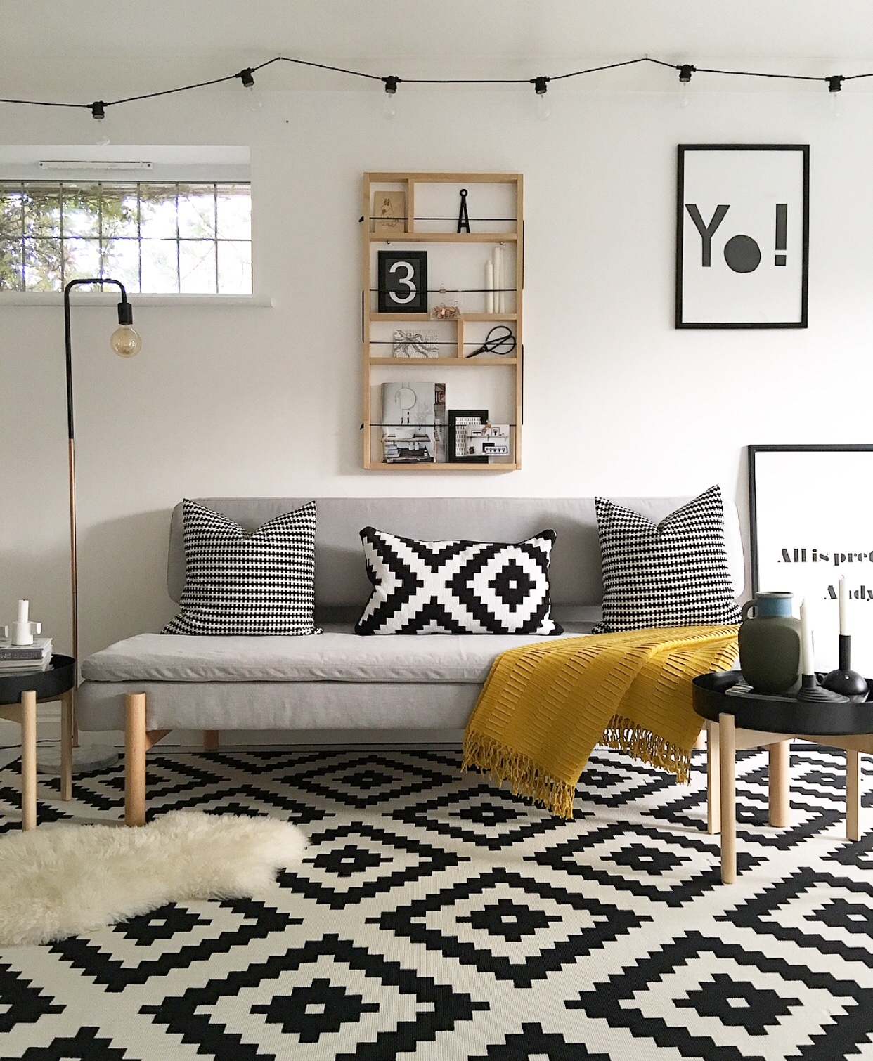 Peachy Ikea X Hay Ypperlig Nest Twenty Eight Gmtry Best Dining Table And Chair Ideas Images Gmtryco