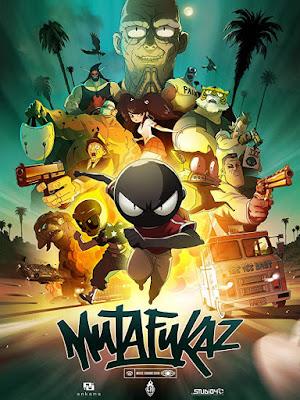 Mutafukaz (MFKZ) 2017 English Dubbed 720p HDRip 1.2GB