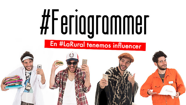 La Rural presenta la campaña #Feriagrammer
