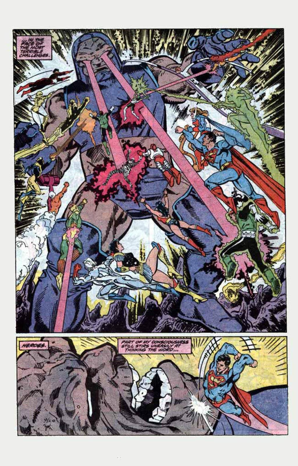 Read online Armageddon 2001 comic -  Issue #1 - 9
