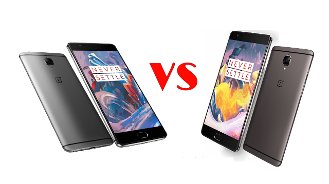 OnePlus 3T vs. OnePlus 3: 5 key differences