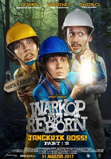 Warkop DKI Reborn: Jangkrik Boss Part 2 2017